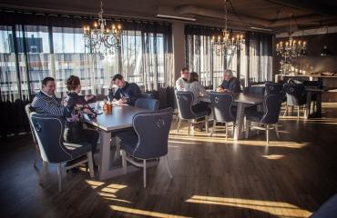cafe lounge lunch kantoorgebouw woerden SKEPP