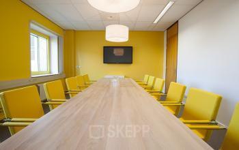 kantoorpand zoetermeer bleiswijkseweg vergaderzaal televisie presentatiemogelijkheden
