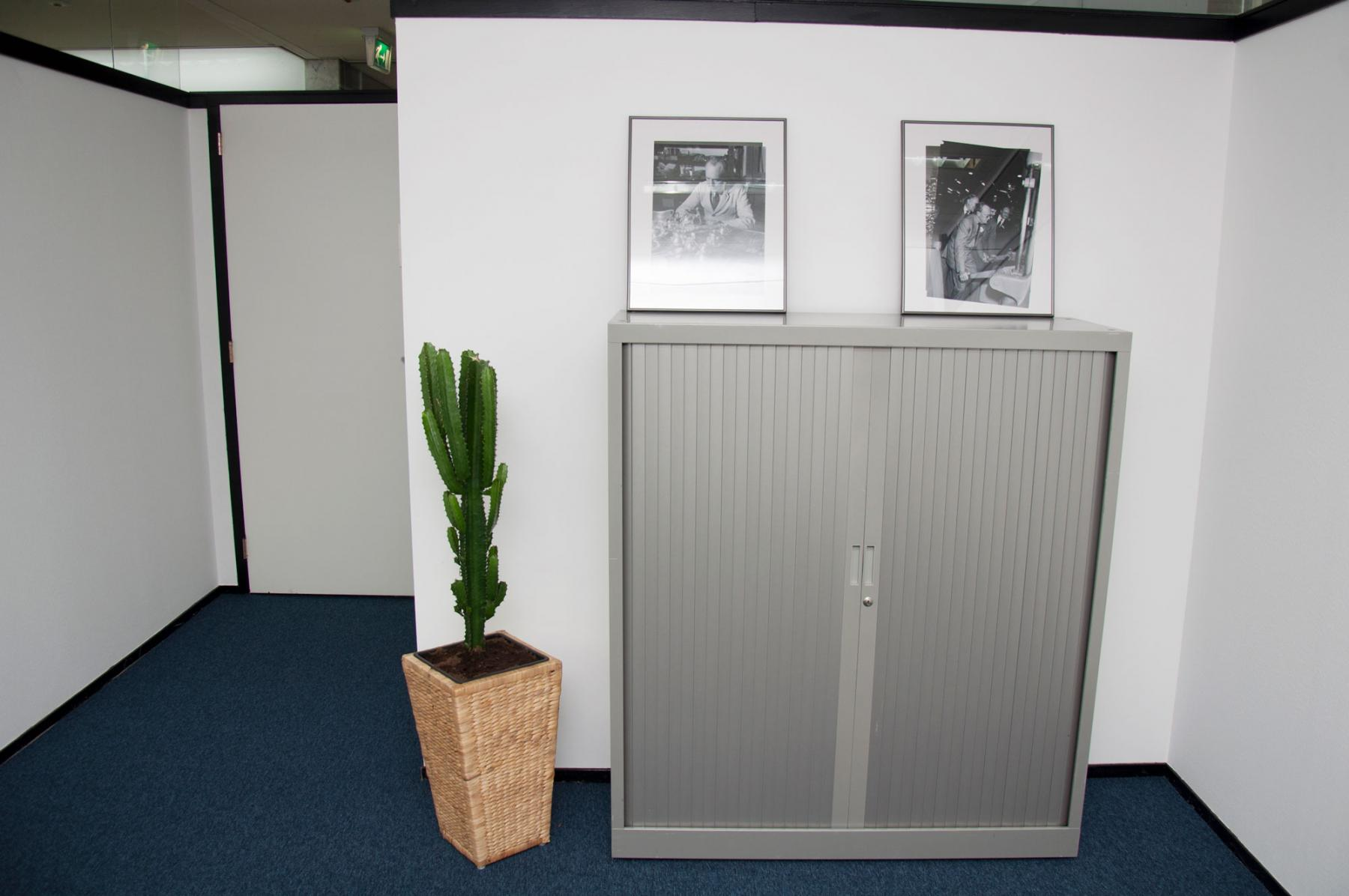 Furnishing of an office space