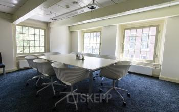 Office spaces at the Rodetorenplein in Zwolle