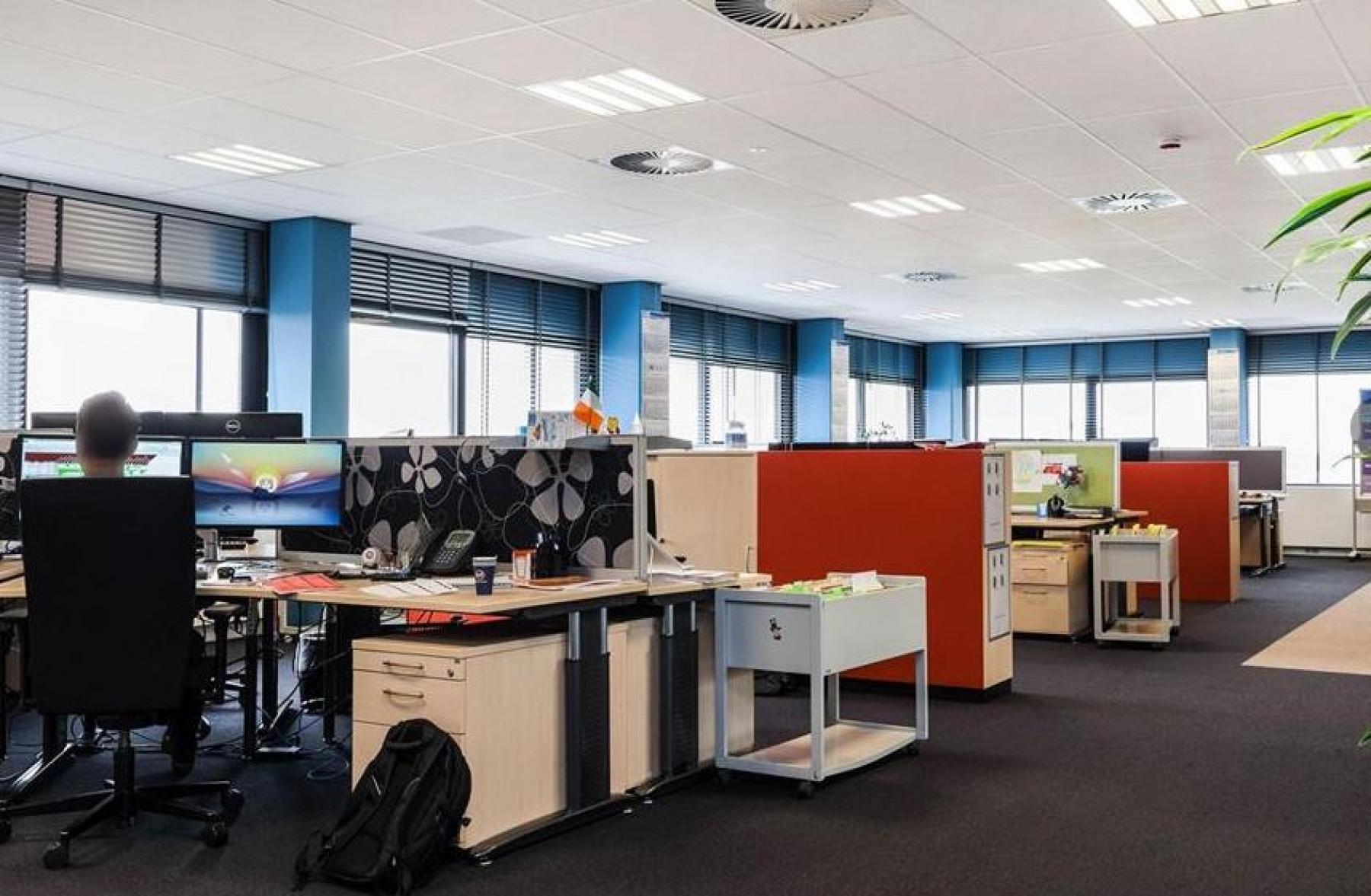 Kantoorruimte binnen huren Meeuwenlaan Zwolle
