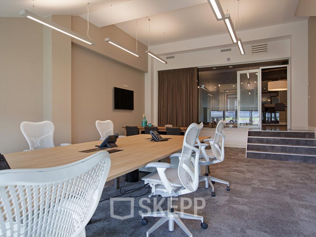 Modern Kantoor Interieur : Modern zakelijke kantoorpanden skepp