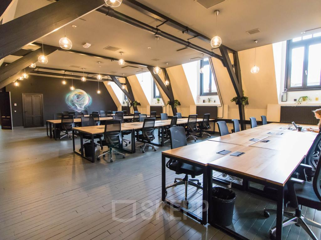 Open Plan Office Voorburghwal
