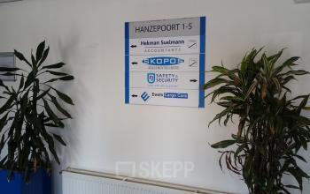 Hanzepoort 1-5 - Oldenzaal