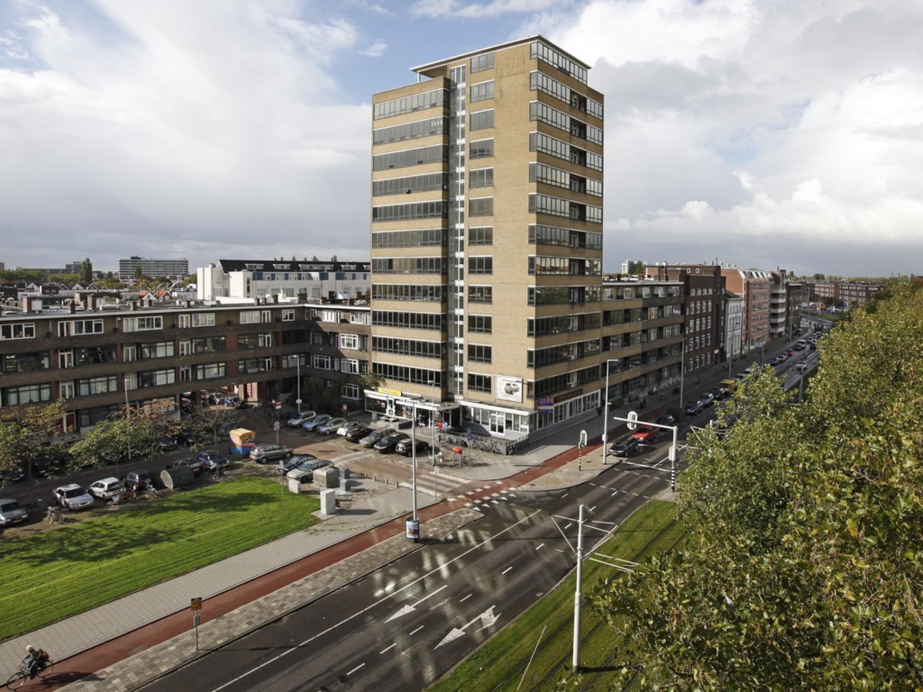 VHG: Rotterdam - Ungerplein